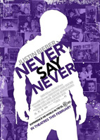 JUSTIN BIEBER : NEVER SAY NEVER - 3D