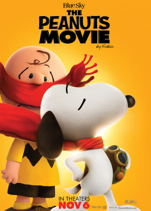 SNOOPY AND THE PEANUTS - THE MOVIE