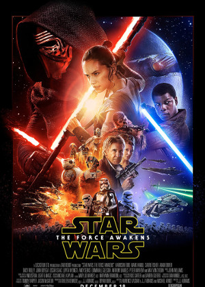 STAR WARS : EPISODE VII-THE FORCE AWAKENS
