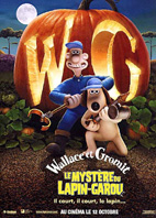 WALLACE AND GROMIT - THE CURSE OF THE WERE-RABBIT